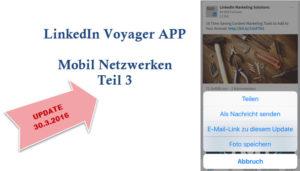 Bannerbild Voyager App