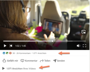 Video LinkedIn hochladen